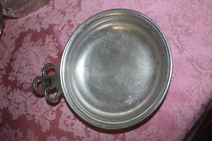 New Pewter Serving Dish or Candy / Nut Dish