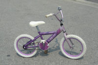 MUST SELL QUICK 4 GIRL'S BIKES OUTGROWN YOUR CHOICE $30.00 EACH!