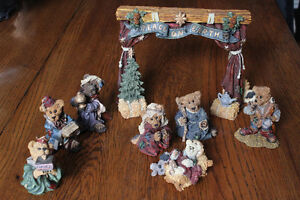 Christmas Boyds Bears