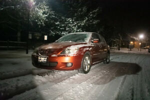 2005 Mazda 3 Sport GS AS IS