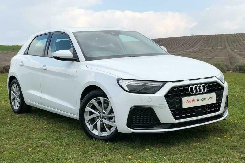 2019 Audi A1 Sportback Sport 35 Tfsi 150 Ps S Tronic Petrol White Automatic In Hitchin Hertfordshire Gumtree