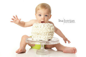 First Birthday/Cake Smash Portraits Kitchener / Waterloo Kitchener Area image 1