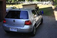 2002 Volkswagen Golf TDI