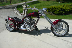 2007 Bourget Phatt Daddy 330 Chopper