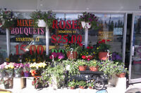 PRINCE GEORGE'S NUMBER ONE FLOWER SHOP FOR SALE!!!