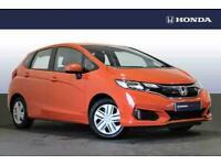 2018 Honda JAZZ HATCHBACK 1.3 S 5dr Hatchback Petrol Manual