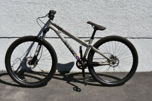 2009 Specialized P2 Dirt Jumper bike.