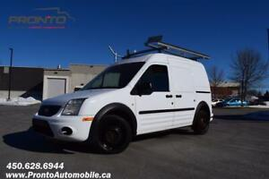 """2012 Ford Transit Connect 114.6"""" XLT  w-o rear door glass"""