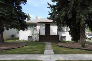 Partially furnished 2 bedroom basement suite near NAIT