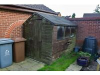 **FREE** Garden Shed