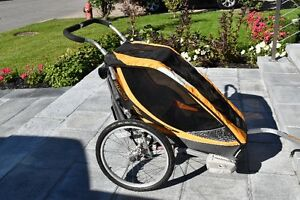 chariot stroller 1 place