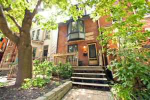 4 Bedroom Renovated House for Rent in Leslieville