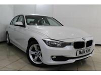 2014 14 BMW 3 SERIES 2.0 320D SE 4DR AUTOMATIC 182 BHP DIESEL