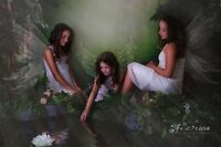 Enchanted Forest portrait sessions
