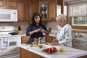Home Care Assistant-Light House Keeping