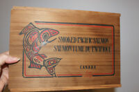Wooden Collector Box