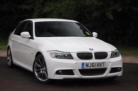 2011 BMW 3 SERIES 318D SPORT PLUS EDITION SALOON DIESEL