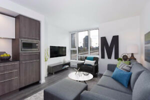 Luxury NEON apartments with in suite laundry