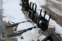 Skid Steer Attachments For Sale!! PRICES REDUCED!!