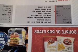 Dancing Queen (Niagara Fallsview Casino)(2 tickets)