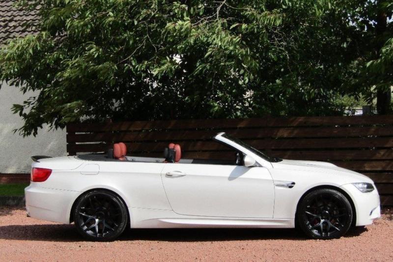 2011 BMW 4.0 M3 DCT 2dr