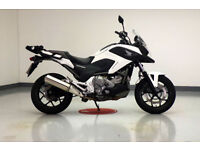 Honda NC 700 XD-C Adventure