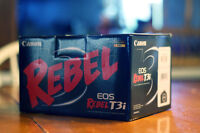 Brand new in box canon t3i digital slr and 18-55 lens