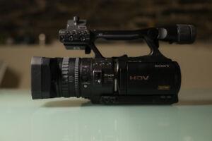Caméra Sony HVR-V1U - Comme neuve - Like New