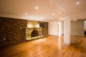 Bachelor newly renovated in St-Leonard available now