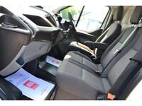 2014 64 FORD TRANSIT CUSTOM M SPORT KIT 2.2 310 LR P/V 1D 99 BHP DIESEL