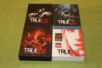 True Blood Blu-ray Sets (Seasons 2, 3, 4 and 5)