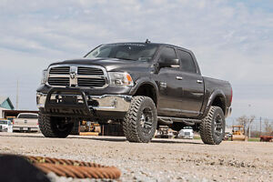 "Rough Country 4"",5"",6"" Lift kits for Dodge Ram 1500 06-16 London Ontario image 1"