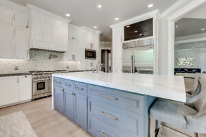 QUARTZ COUNTER TOPS - Kitchen Counter tops - SALE ON NOW!