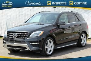 Mercedes-Benz M-Class 4MATIC 4dr ML 350 BlueTEC 2014