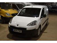 1.6 HDI PROFESSIONAL L1 625 5D 74 BHP AIR CON SWB DIESEL MANUAL VAN 2014