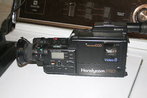 8mm Sony Camcorder