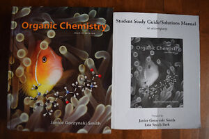Organic Chemistry + Student Study Guide/Solutions Manual 4th ed.