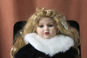 Authentic Sabrina Carrera Doll & Regal Toy Ltd Native Doll Kingston Kingston Area image 4