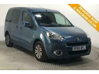 2015 Peugeot Partner Tepee Auto Wheelchair Accessible Disabled Access Mobility A