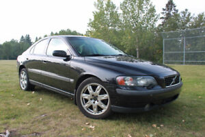 2004 Volvo S60 2.5 TURBO Sedan