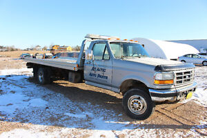 1992 Ford F-450 wrecker / Tow truck