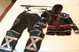 Ninja Halloween Costume size 6