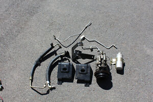 Mazda Rx-7 Air Conditioning system parts