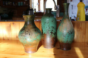 antique looking vases
