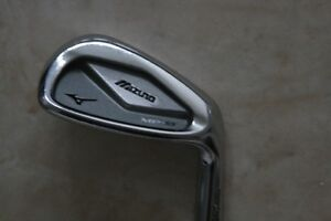 Mizuno MP53 forged irons , 4-pw, right handed, r flex, exellent