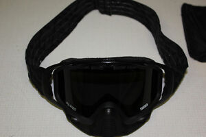 509 SINISTER, Black ops snowmobile/ skidoo/ atv Goggles.
