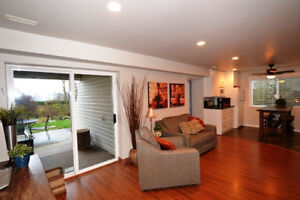 Fully Furnished, 2 Bed Suite For Rent