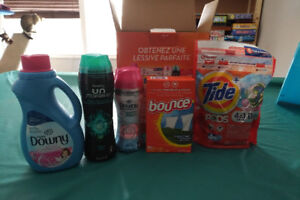 Tide clothes multipack detergents New unopened.