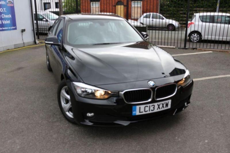 2013 13 BMW 3 SERIES 2.0 320D EFFICIENTDYNAMICS 4D AUTO 161 BHP DIESEL