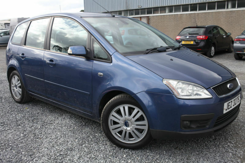 2006 ford focus c max 2 0 ghia automatic in bangor county down gumtree. Black Bedroom Furniture Sets. Home Design Ideas